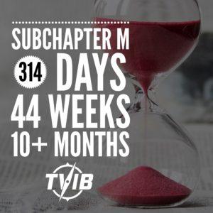 Sub M 314 Days