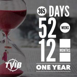 Sub M One Year Countdown